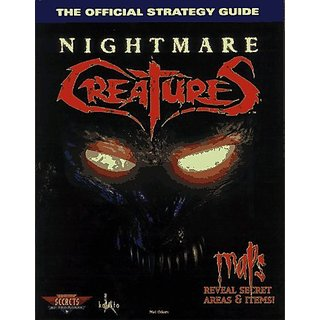 Nightmare Creatures: The Official Strategy Guide (Secrets of the Games Series)