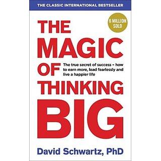 The Magic of Thinking Big (English) (Paperback, David J. Schwartz)