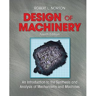 Design of Machinery with Student Resource DVD by McGraw-Hill Higher Education; 4 edition (1 August 2007)