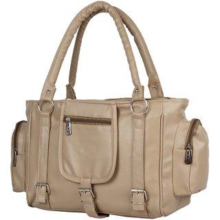 Code Yellow Women's Grey Handbag