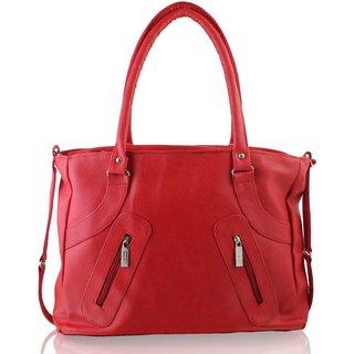 Code Yellow Women's Red Handbag