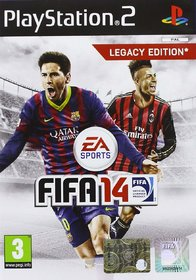 Fifa 14 (Ps2)Hd Graphic