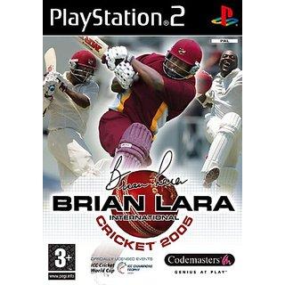 Brian Lara International Cricket 2005 (Ps2)Hd Graphic