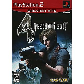 Resident Evil (Ps2)Hd Graphic