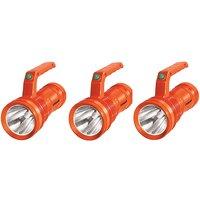 Eveready DL96 Pack of 3 Rechaegeable Led Torch
