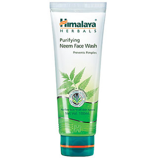 Himalaya Purifying Neem Face Wash ( pack of 2 pcs. )100 ml each
