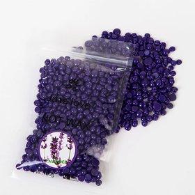 100g lavender hair  Removal Cream Color No Strip Depilatory Hot Film Hard Wax Beans