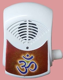 Pooja belll only4you Electric Continuous Mantra bell (Multicolour)