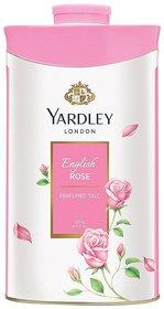 Yardley London English Rose Perfumed Talc - 250g (8.8oz)