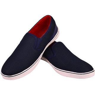 BB LAA High Popular Comfortable Blue Men's Canvas Shoes