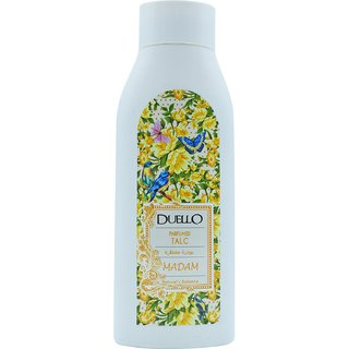 Duello Parfumed Talc Madam - 250g