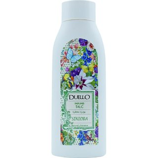 Duello Parfumed Talc Siniora - 250g