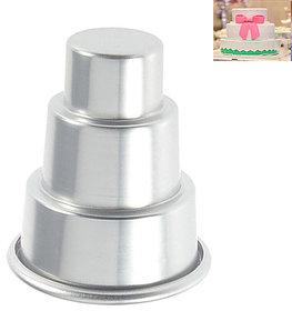 Futaba Mini 3-Tier Cupcake Mold