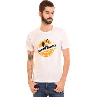 2254d2b1e8f7 Buy Campus Bunny Men s Half Sleeves T-Shirt Printed T-Shirt Cotton T ...