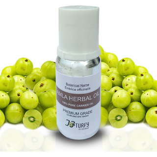 Amla Herbal Oil Gooseberry Pure and Natural Oil 20 ML(Pack of 2)