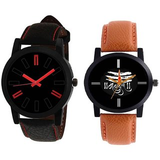 MEN ANALOG WATCH FOR BOYS 6 MONTH WARRANTY