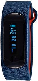 Fastrack Reflex Smartwatch Band Digital Black Dial Unis - 140129176
