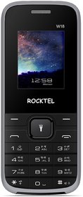 ROCKTEL W18 MOBILE PHONE 1.8 FEATURE PHONE FM RADIO 201
