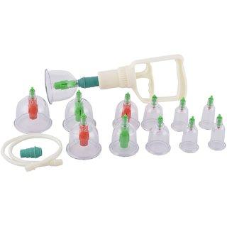 12 Cup Vacuum Hijama Cupping Set