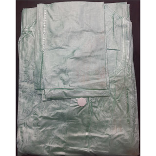 Ladies Self Design Raincoat (44 Inches,XXL Size)