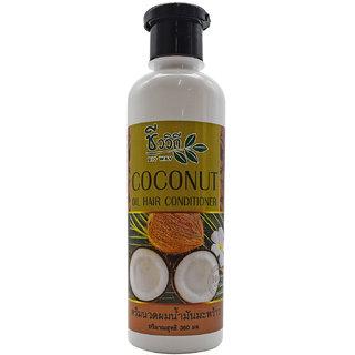 Bio Way Coconut Oil Hair Conditioner - 360ml