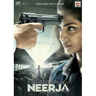 NEERJA Hindi Movie 2016 DVD
