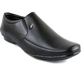 Morro Black Stylish Black Color Formal