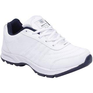 Look   Hook  White Black  outdoor running sport shoes for men