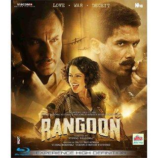 Rangoon Bluray