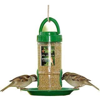 Amijivdaya small bird feeder
