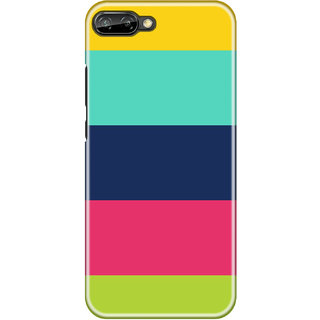 Hupshy Honor 10 Cover / Honor 10 Back Cover / Honor 10 Designer Printed Back Case  Covers
