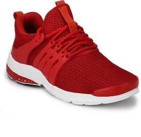 Layasa Men's Red Casual Shoe