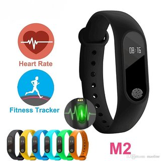 M2 Smart Band With Heart Rate Sensor Features And Many Other Impressive Features Water Proof Or Sweat Free Compatible W