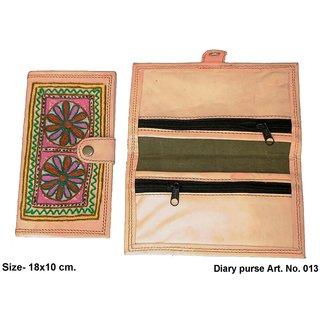 diary purse