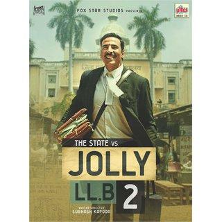 Jolly LLB 2 Hindi Movie VCD 2017
