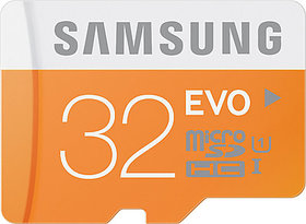 SAMSUNG EVO 32 GB SD CARD