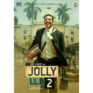 Jolly LLB 2 Hindi Movie DVD 2017