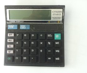 Citiizen Ct-512 Electronic Calculator