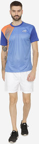 Rauber India SkyBlue Color Sports T-Shirt For Men's / Boy's