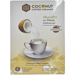 Coco Farm Coconut Coffee Creamer - 200f