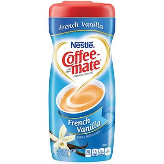 Nestle Coffee-mate Coffee Creamer, French Vanilla - 425.2g (15oz)
