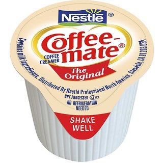 Nestle Coffee-mate Liquid Coffee Creamer Singles, The Original, 180 Count - 1.98L