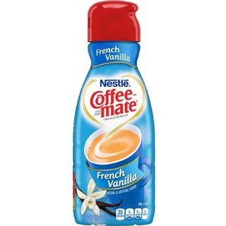 Nestle Coffee-mate Liquid Coffee Creamer, French Vanilla - 946ml (32oz)