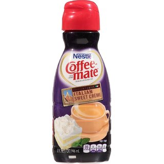 Nestle Coffee-mate Liquid Coffee Creamer, Italian Sweet Creme - 946ml (32oz)