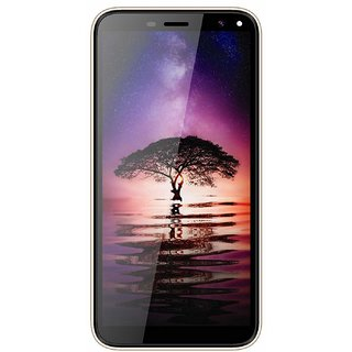 I KALL K7 (5.5 inch, Dual Sim, 4G, Blue ) Mobile Phone with Manufacturing Warranty