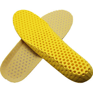 Futaba Breathable Shoe Cushion Insoles - 25-28 Cm - Pack of Two