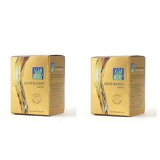 Asta berry Gold Bleach Cream ( Pack Of 2 )