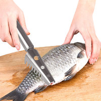 Futaba Stainless Steel Scraping Fish Scale Graters