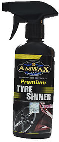 Amwax Car And Bike Tyre Shiner 250 Ml