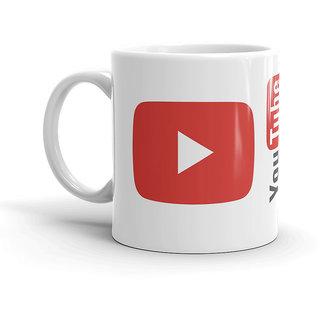 Buy Fs Rakshabandhan Gift Gift For Brother Youtube Logo White